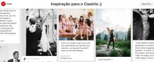 Pinterest para noivas! Por que usar?