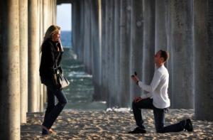 Qual a melhor data para fazer o pedido de casamento?