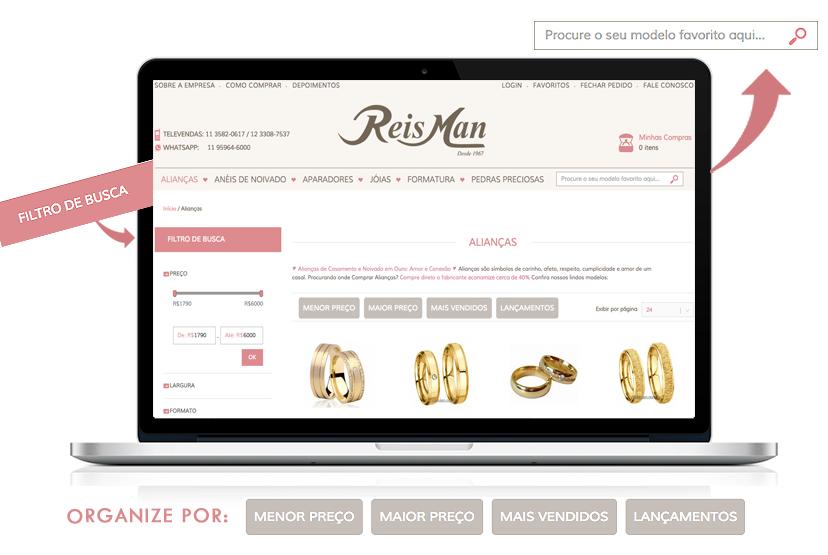Porque comprar alianças e anéis de noivado pela internet?
