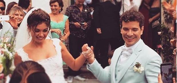 O casamento de Sophie Charlotte e Daniel Oliveira
