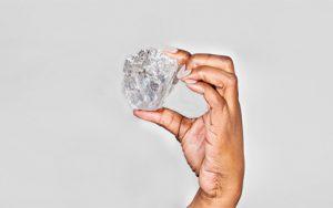 O maior Diamante do Século!