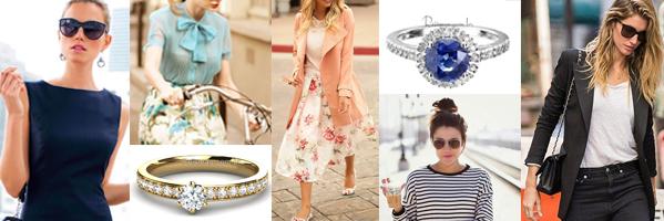 Como escolher o anel de noivado para ela?