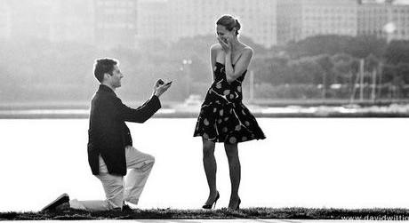 Dossiê dos Pedidos de Casamento