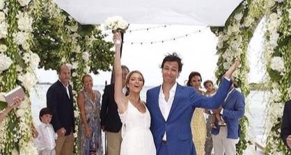 O casamento de Helena Bordon e Humberto Meireles em St. Barth