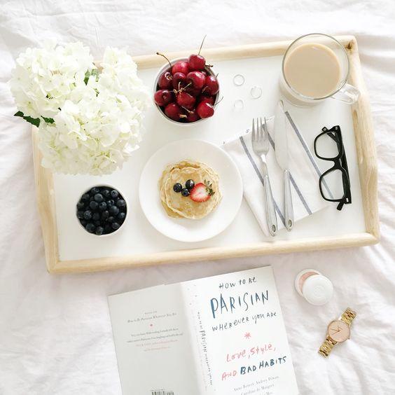 Dica pro Dia dos Namorados: Café da Manhã na Cama