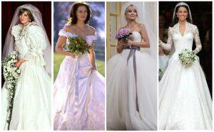 Por que os vestidos de noiva são brancos?!