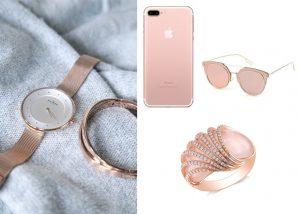 Tendência: Rose Gold + 8 alianças lindas em ouro rosé