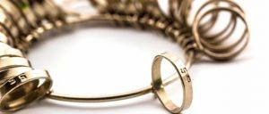 Por quê a numeração das alianças pode influenciar no valor da joia?