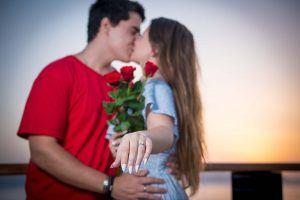 Pedido de Casamento na Grécia