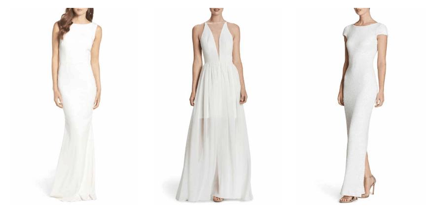 20 fotos de vestidos de noiva básicos para te inspirar
