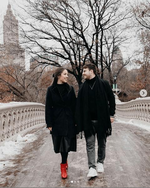 Pedido de Casamento em NY