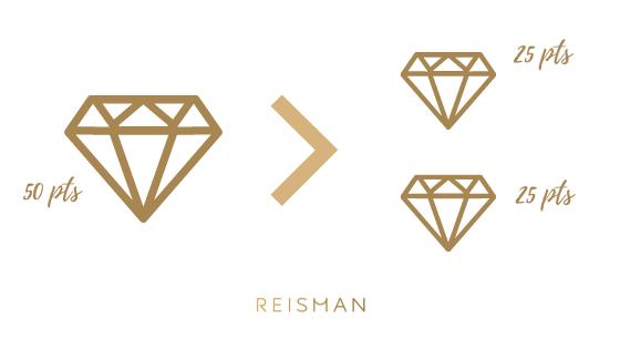 preço do diamante