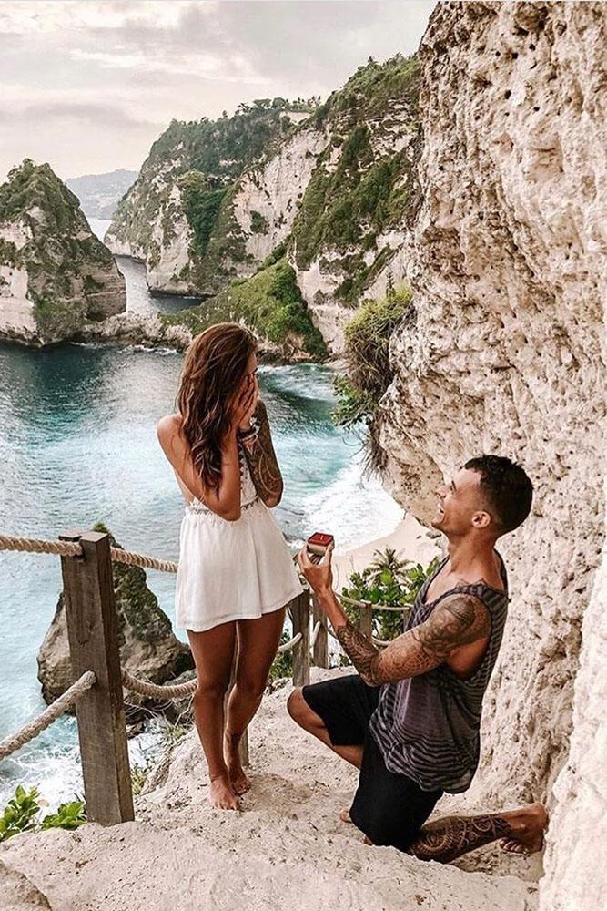 pedir em casamento em bali