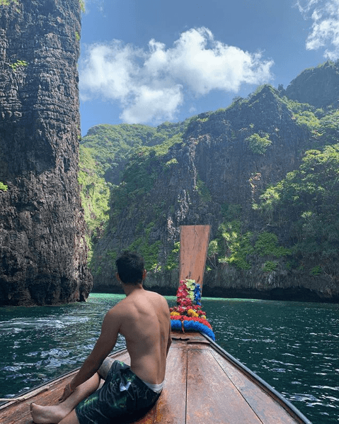 viagem na tailandia