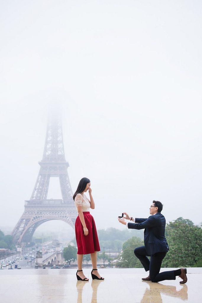 Pedido em Paris
