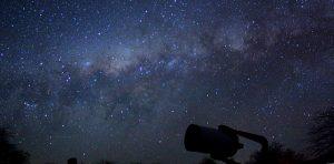 Ele planejou um pedido de casamento sob o céu mais estrelado do mundo