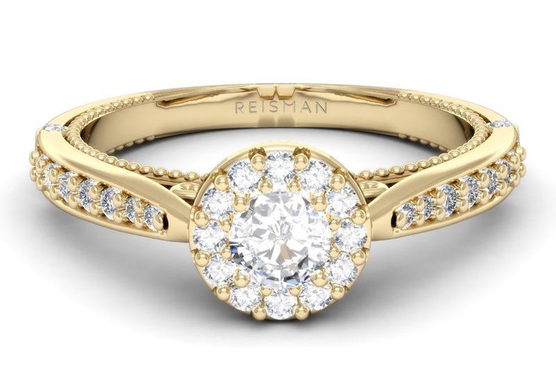 anel de noivado amore mio