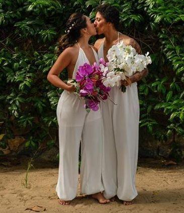noivas casadas elopement wedding