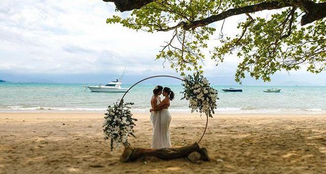 Elopement Wedding: Cris Rozeira e Ana Garcia se casam em cerimônia íntima