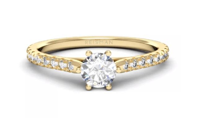 pedido de casamento com anel My Dream - Reisman