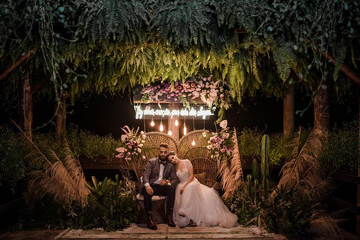 neon em casamentos