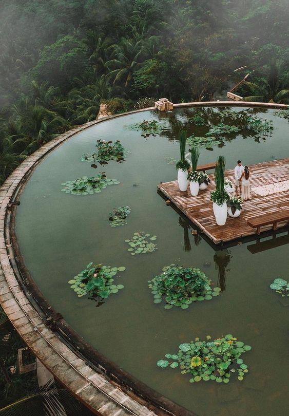 elopement wedding em Bali