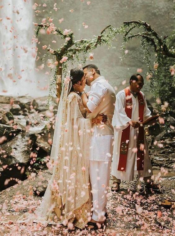 casamento a dois em Bali