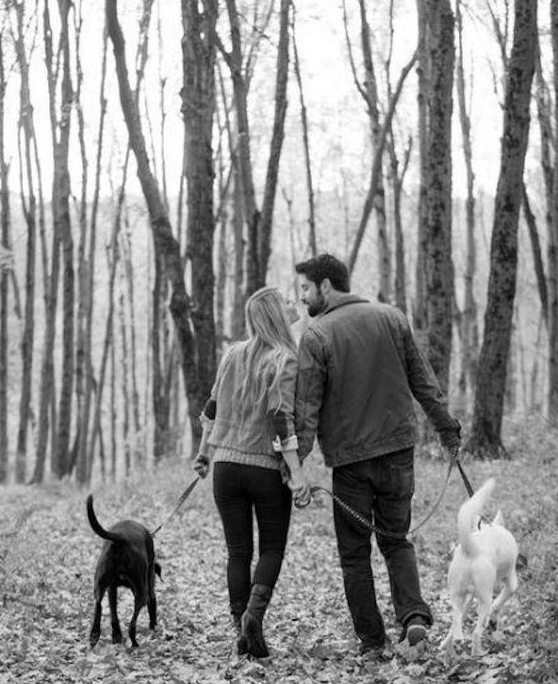 ensaio fotográfico com seus cães