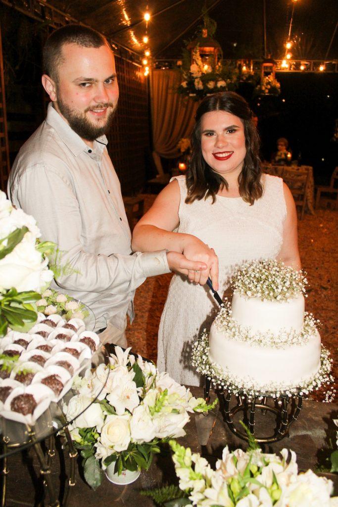 casamento na pandemia clientes reisman Daniele e Guilherme