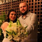 """Casamento na pandemia: eles disseram """"sim"""" de uma maneira diferente"""