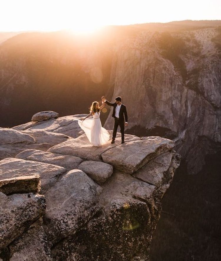elopement wedding em penhasco