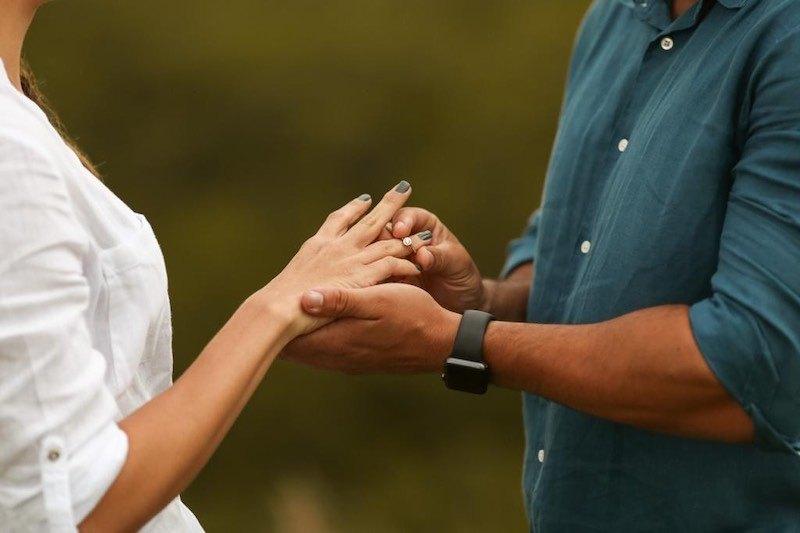 pedido de casamento surpresa em Brasília