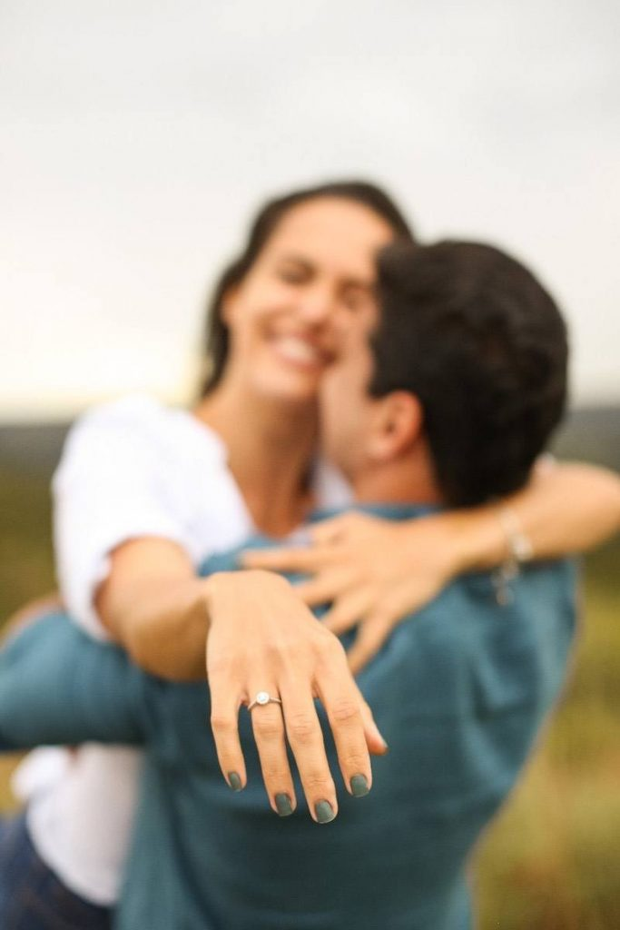 pedido de casamento clientes Reisman