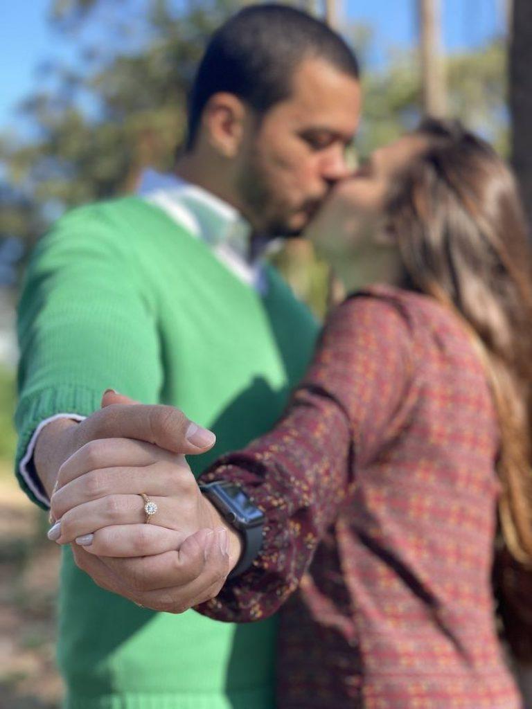 pedido de casamento em Campos do Jordão