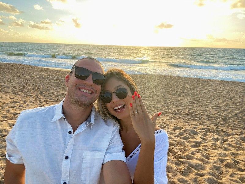 pedido de casamento na Bahia
