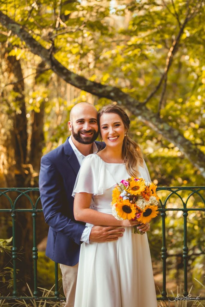 ensaio fotografico mini wedding