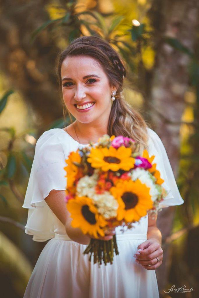 ensaio fotografico de mini wedding