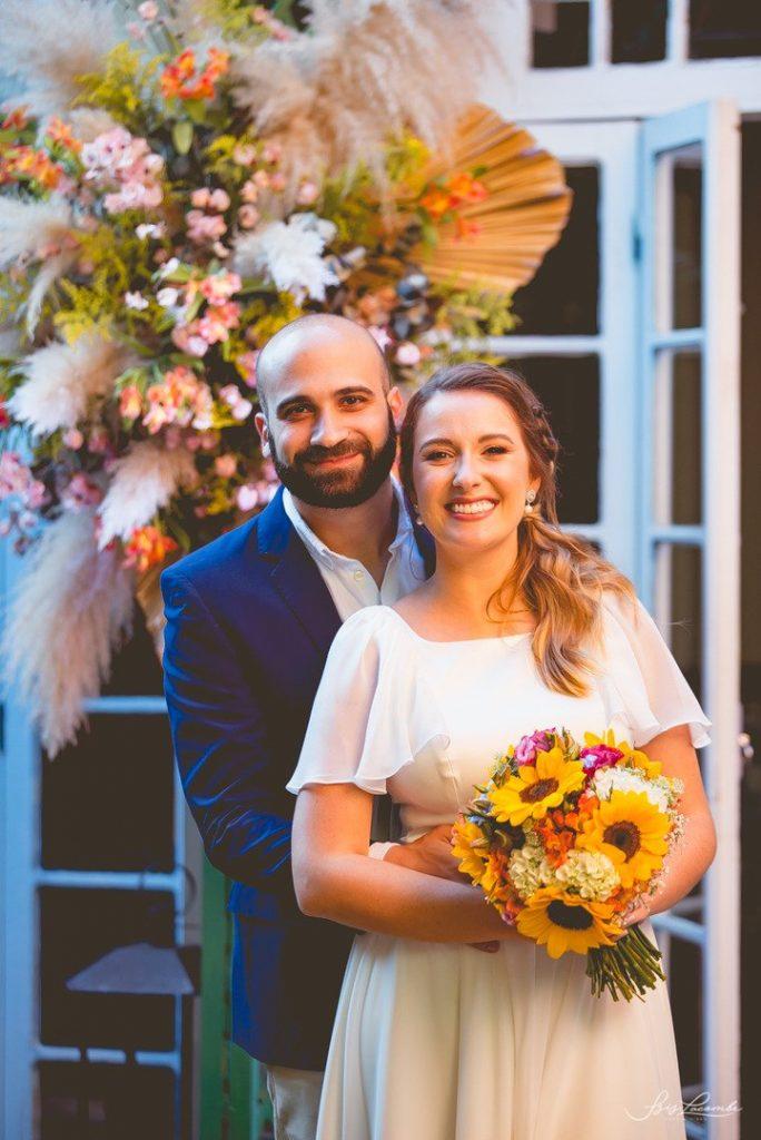 planejando um mini wedding
