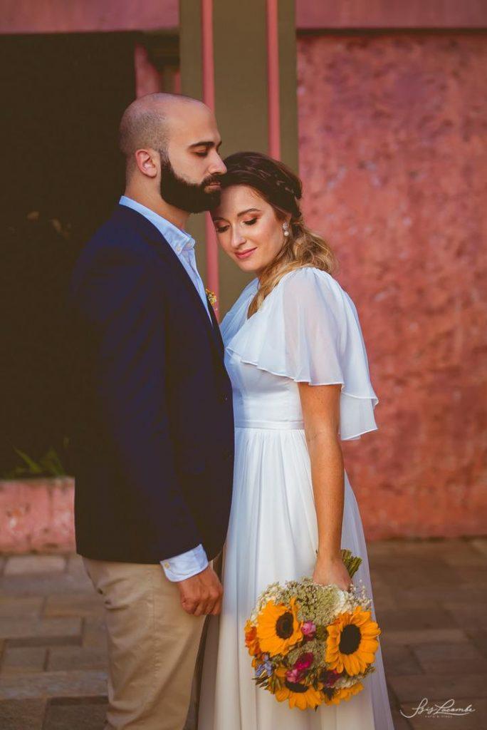 ensaio fotografico de casamento