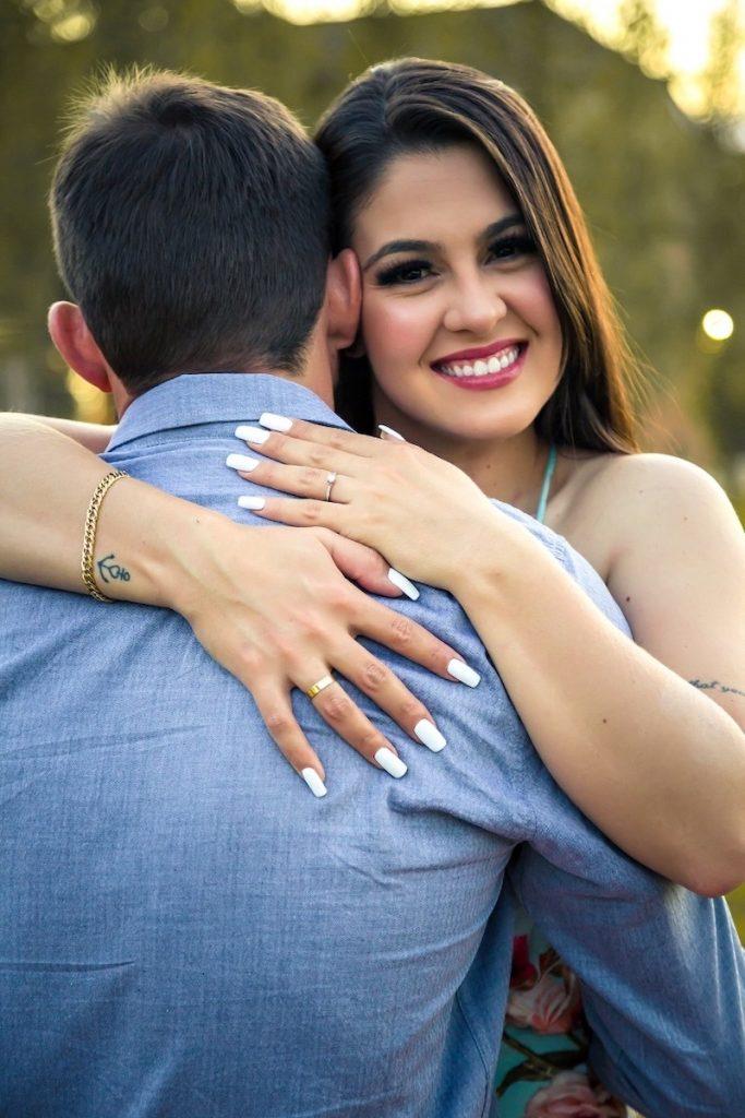 pedido de casamento surpresa preparado por ela