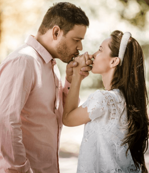 pedido de casamento romântico para o namorado