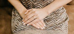 Anel de Noivado Oregon: um solitário de diamante clássico e encantador