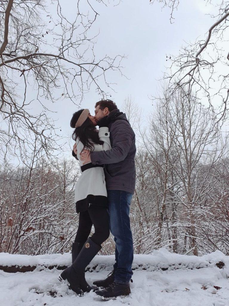 foto do casal em berlim