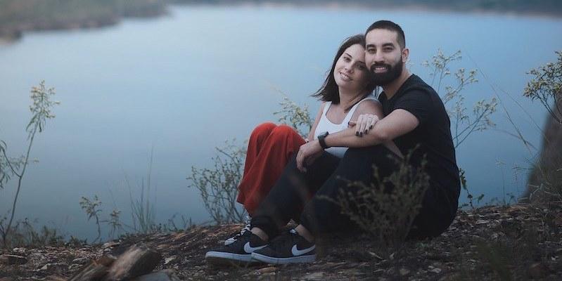 """Pedido de casamento surpresa: ela disse """"sim"""" em Capitólio"""