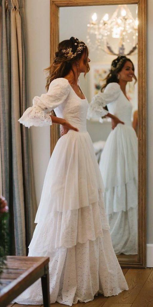 vestido de noiva estilo boho