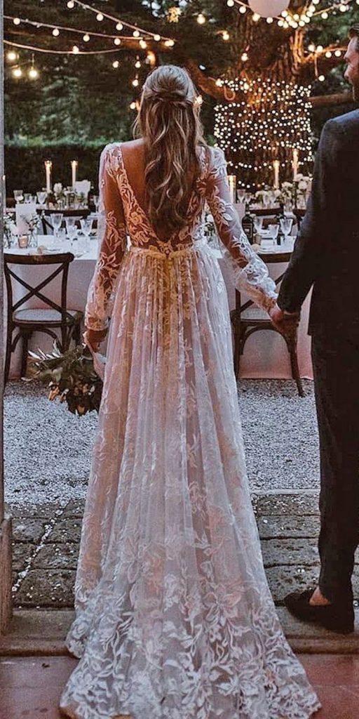 vestido de noiva casamento boho