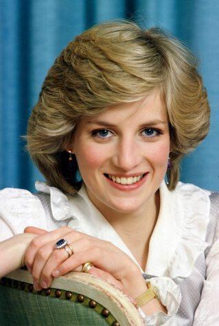 anel de noivado da princesa Diana
