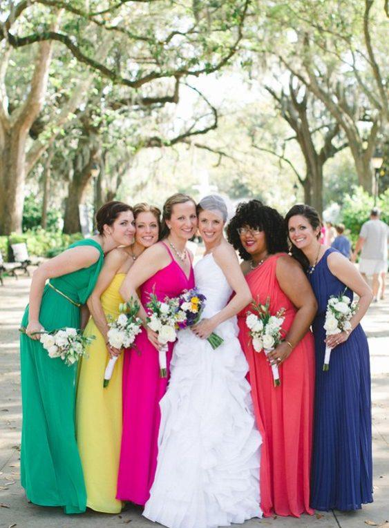 modelos de vestidos de madrinha de casamento