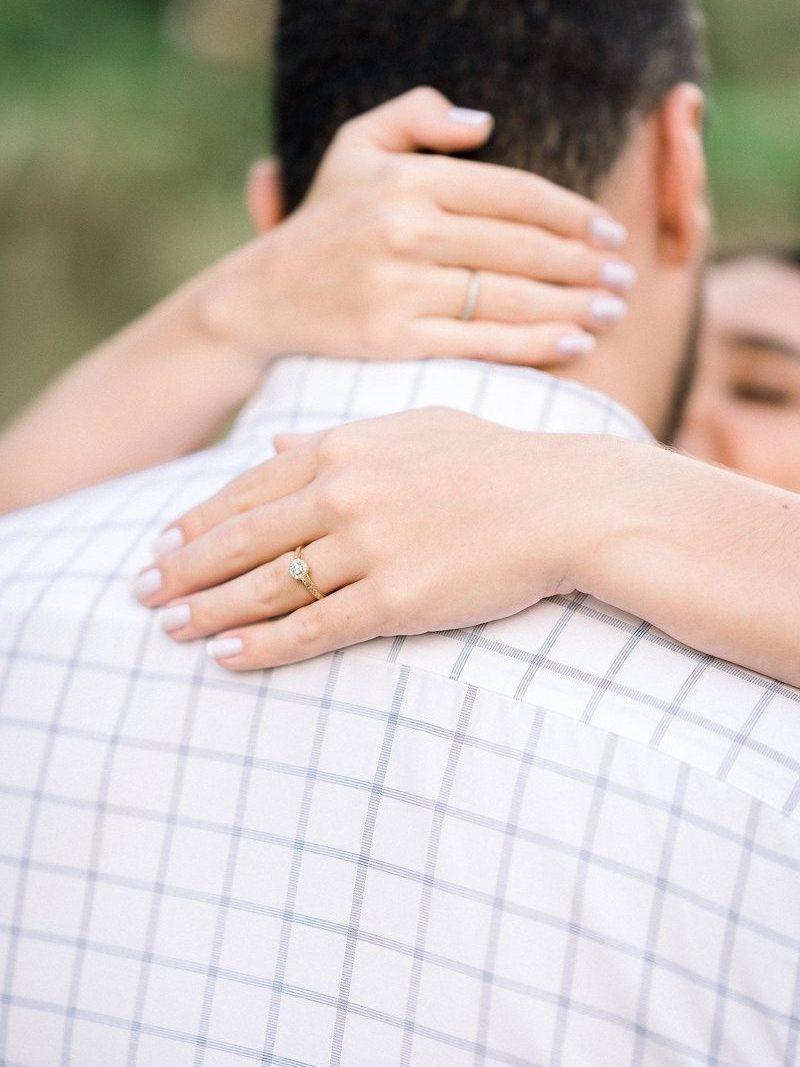 pedido de casamento no frio da serra