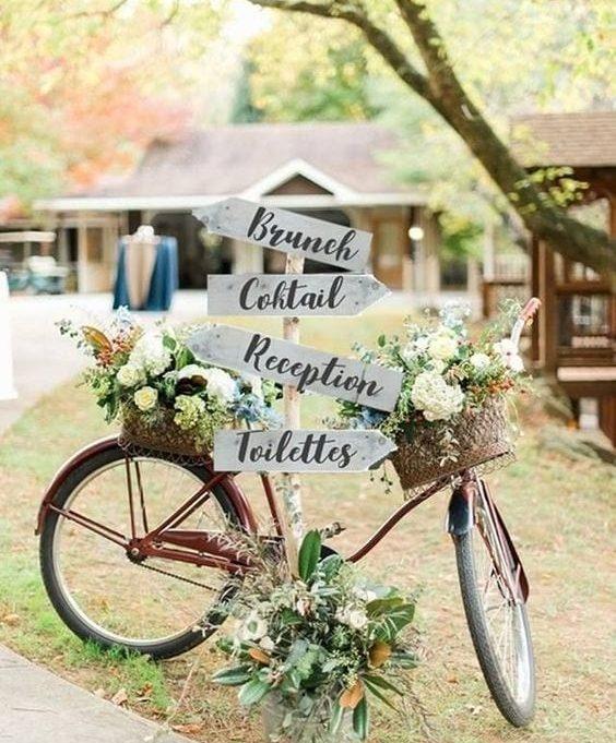 casamento boho com decoração diy